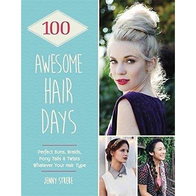 Everything[hardcover], body book, 100 awesome hair days 3 books collection set - The Book Bundle