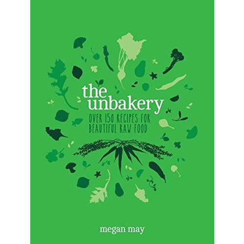 The Unbakery - The Book Bundle
