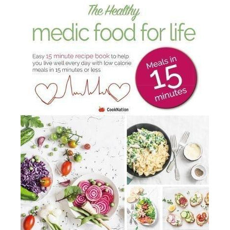 Mary Berrys Quick Cooking [Hardcover], Whole Food Healthier Lifestyle Diet, Indian Street Food, Healthy Medic Food for Life 6 Books Collection Set - The Book Bundle