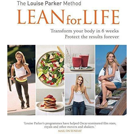 Louise Parker Method and Lean in 15 2 Books Bundle Collection - The Book Bundle