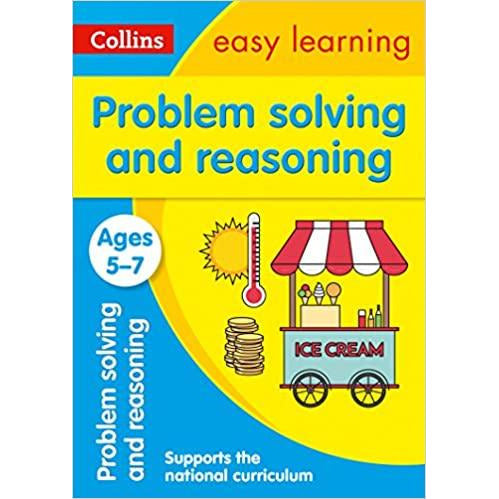 Problem Solving and Reasoning Ages 5-7: Ideal for Home Learning - The Book Bundle