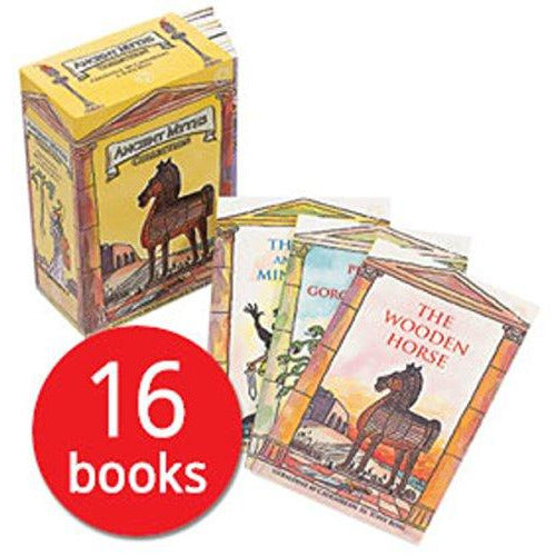 Ancient Myths Collection - 16 Books - The Book Bundle