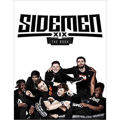 F2 World of Football and Sidemen The Book 2 Books Bundle Collection Set with Gift Journal - The Book Bundle