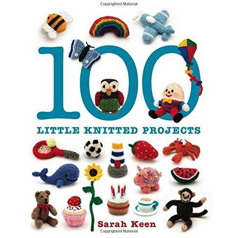100 Little Knitted Projects - The Book Bundle