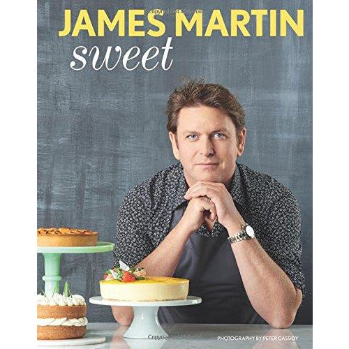 Sweet By James Martin Hardcover - The Book Bundle