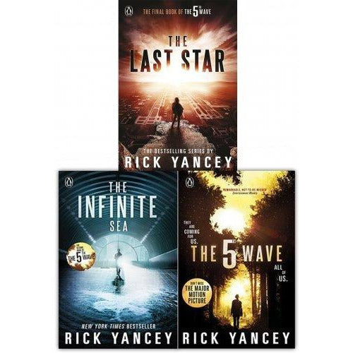 The 5th Wave Collection - The Book Bundle