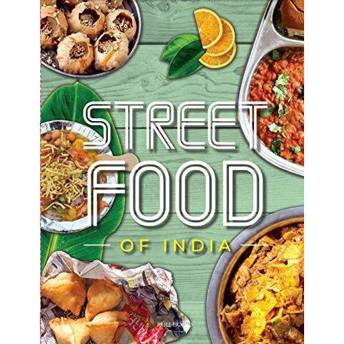 Fresh & Easy Indian - Street Food - The Book Bundle