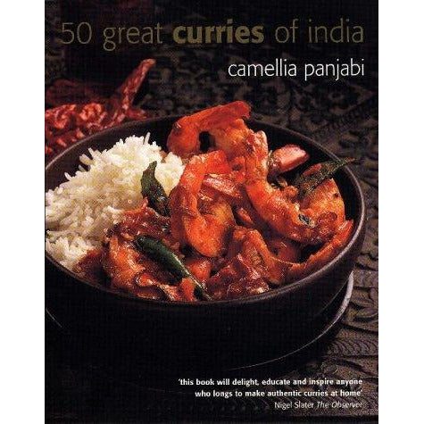 50 Great Curries of India - The Book Bundle