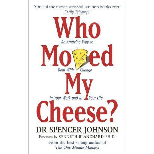 start with why,mindset with muscle and who moved my cheese 3 books collection set - The Book Bundle