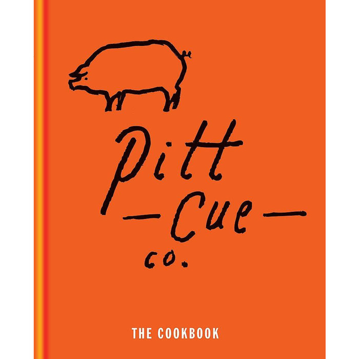 Pitt Cue Co. Cookbook:Barbecue Recipes and Slow Cooked Meat from the Acclaimed London Restaurant - The Book Bundle