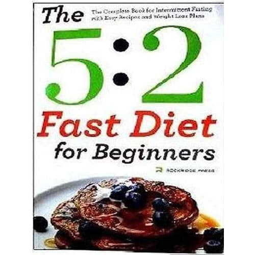the 5:2 diet collection 2 books set with lose weight for good - The Book Bundle