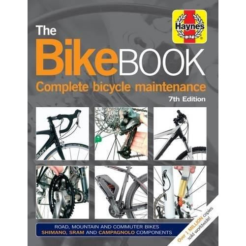 Bike Book: Complete Bicycle Maintenance by James Witts - The Book Bundle