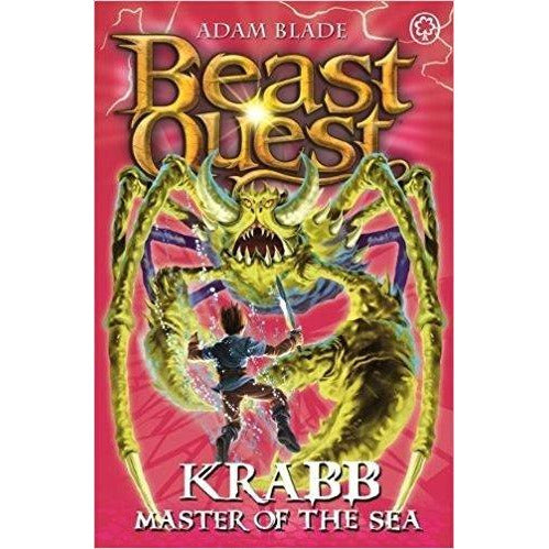 Beast Quest Series 5 The Shade of Death 6 Books - The Book Bundle