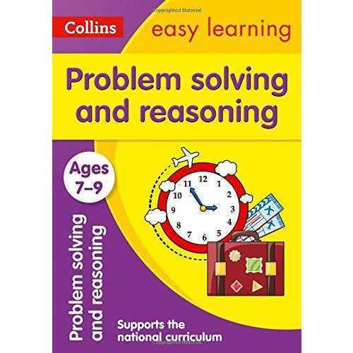 Problem Solving and Reasoning Ages 7-9: Ideal for Home Learning - The Book Bundle