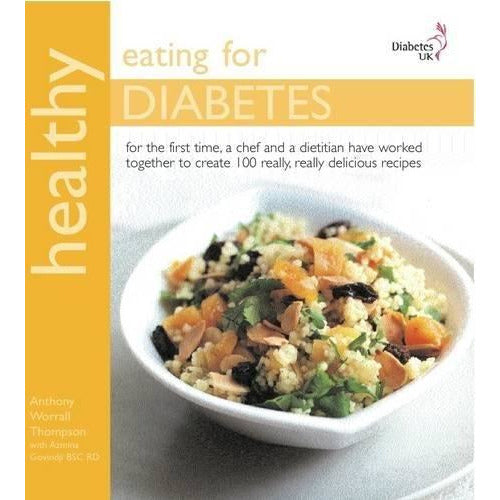Healthy Eating for Diabetes: In Association with Diabetes UK - The Book Bundle