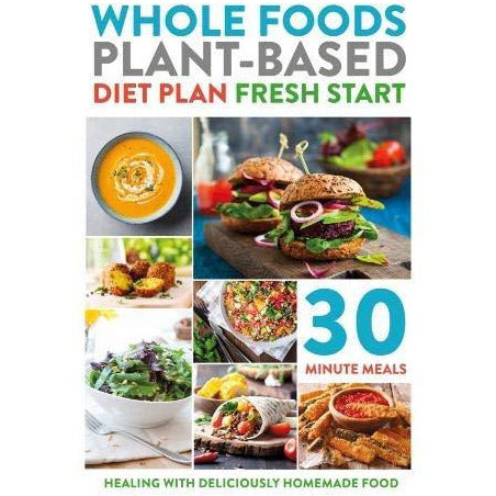 Vegan Longevity Diet, Food Wtf Should I Eat, Whole Food Plant Based Diet Plan, Ketotarian 4 Books Collection Set - The Book Bundle