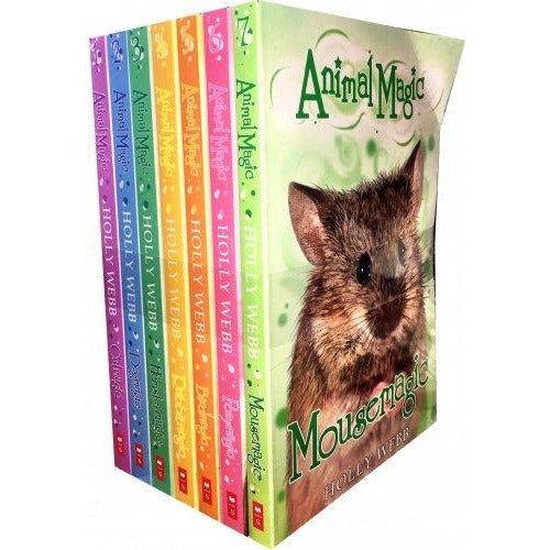 Animal Magic X7 Shrinkwrap Pac - The Book Bundle