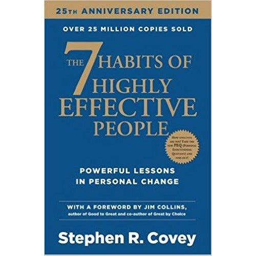7 Habits Of Highly Effective People - The Book Bundle