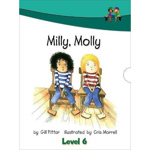 Milly Molly: Level 6 - 10 Books Collection - The Book Bundle