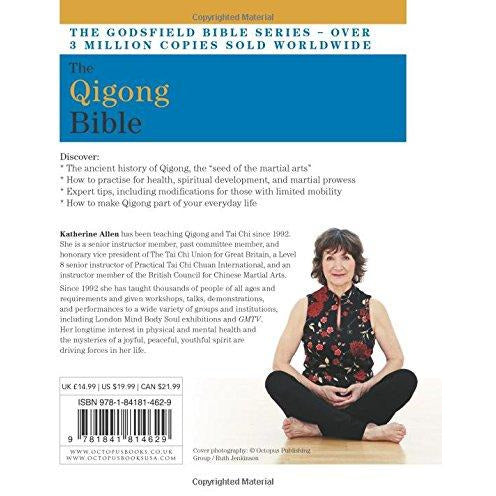 The Qigong Bible (Godsfield Bibles) - The Book Bundle