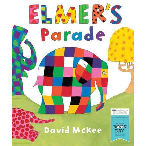 Elmer's Parade By  David McKee - The Book Bundle