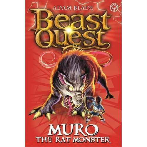 Beast Quest Series 6 Collection 6 Books Set By Adam Blade - The Book Bundle