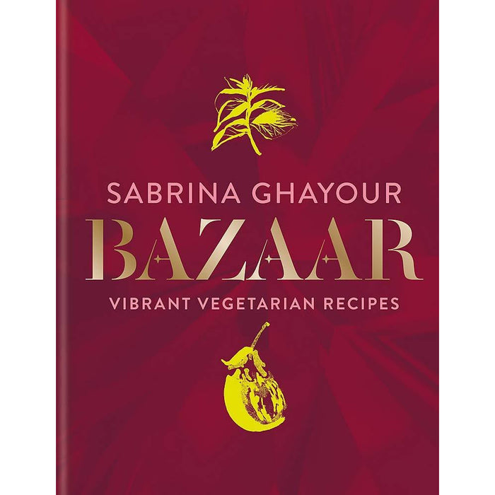 Sabrina Ghayour Collection 4 Books Set (Bazaar, Sirocco, Feasts, Persiana) - The Book Bundle