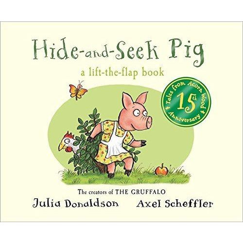 Julia Donaldson Tales From Acorn Wood Series Collection 4 Books Set - The Book Bundle