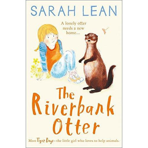 Sarah lean tiger days series 4 books collection set - The Book Bundle