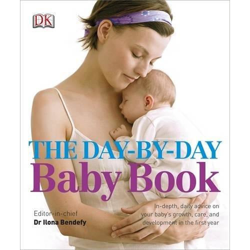 The Day-by-Day Baby Book: In-depth, Daily Advice on Your Baby's Growth, Care - The Book Bundle
