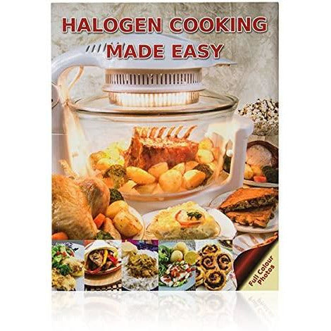 Ideal Halogen Cooking Made Easy Recipe Book 2 by Paul Brodel - The Book Bundle