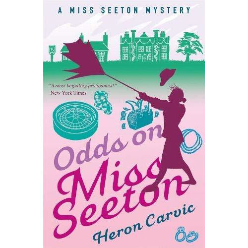 Miss seeton mysteries collection 8 books set - The Book Bundle