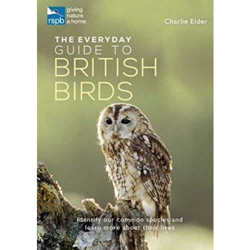The RSPB Everyday Guide to British Birds - The Book Bundle