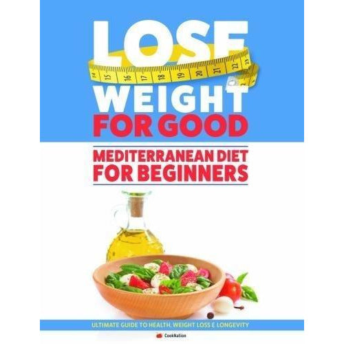 lose weight and the hairy bikers' 2 books collection set - The Book Bundle