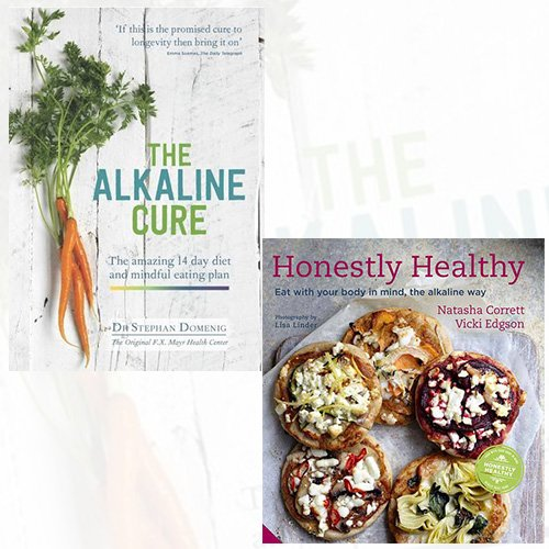 Alkaline Cure and Honestly Healthy 2 Books Bundle Collection - The Book Bundle