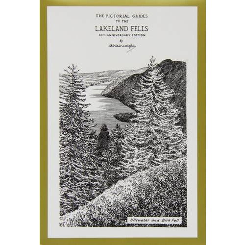 The Pictorial Guides to the Lakeland Fells 50th Anniversary - The Book Bundle
