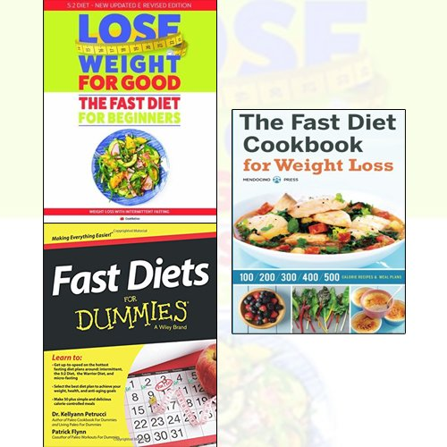 how to lose , fast diets fd , the fast diet cookbook for weight loss 3 books collection set - The Book Bundle
