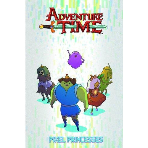 Adventure Time - Pixel Princesses - The Book Bundle