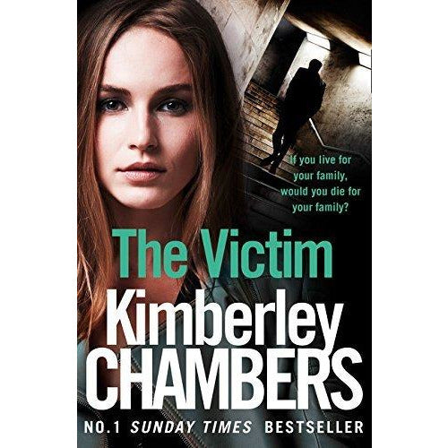 Kimberley chambers 6 books collection set pack - The Book Bundle