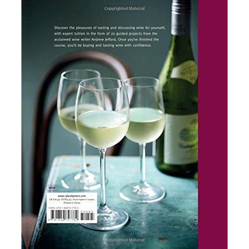 Andrew Jefford's Wine Course - The Book Bundle