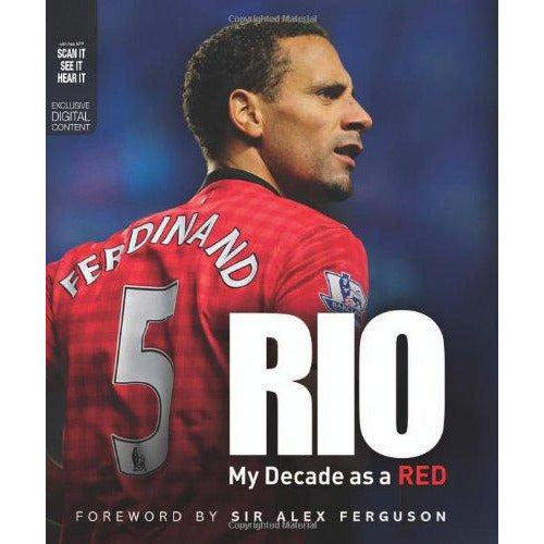 Rio: My Decade as a Red - The Book Bundle