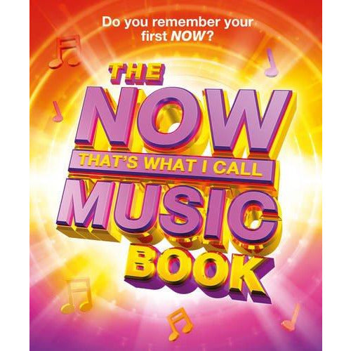 The Now! That's What I Call Music Book - The Book Bundle