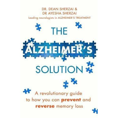 End of Alzheimers, Alzheimers Solution, Hidden Healing Powers, Healthy Medic Food for Life 4 Books Collection Set - The Book Bundle
