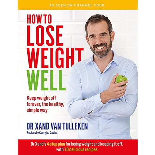 lose weight,tom's table and how to lose weight well 3 books collection set - The Book Bundle