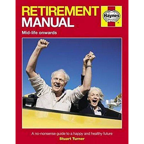 Retirement Manual by Stuart Turner - The Book Bundle