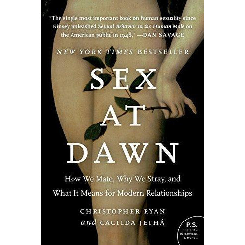 Come as You Are, Mating in Captivity and Sex at Dawn 3 Books Bundle Collection - The Book Bundle