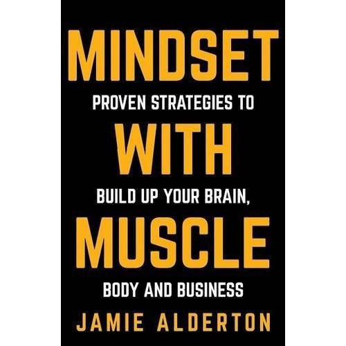 chimp paradox,mindset with muscle and bounce 3 books collection set - The Book Bundle