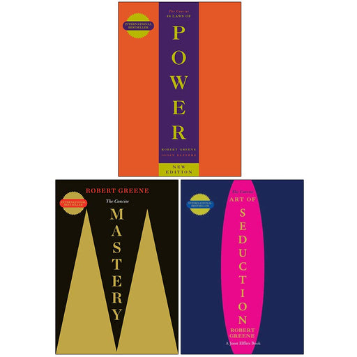 The Robert Greene Collection 3 Books Set - The Book Bundle