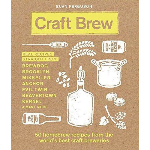 Brew Your Own Big Book of Homebrewing and Craft Brew   2 Books Collection Set - The Book Bundle