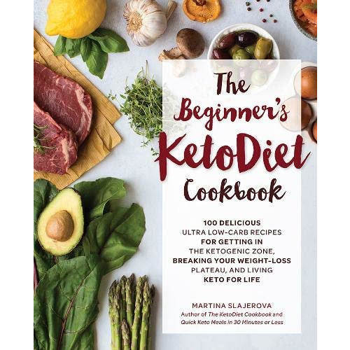 Set of 5 books collection Keto Diet,The Beginner's ,Complete,One Pot Ketogenic,Keto Crock - The Book Bundle